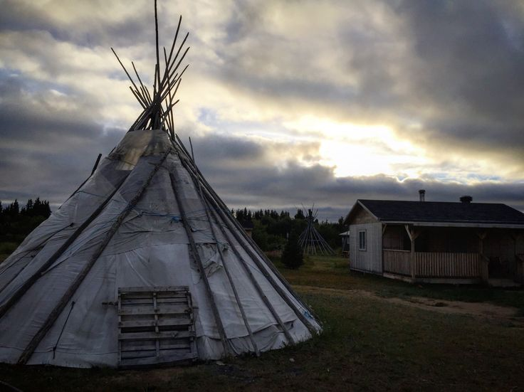 Fort-George Island, James Bay Canada