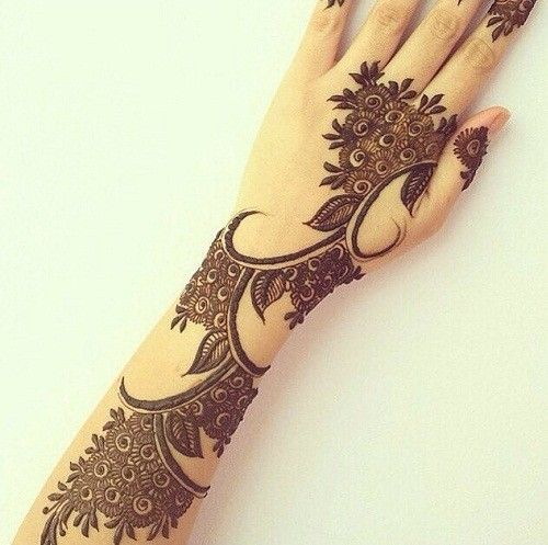 Ben noto 68 best Moroccan Mehndi Design images on Pinterest | Mehandi  BG19