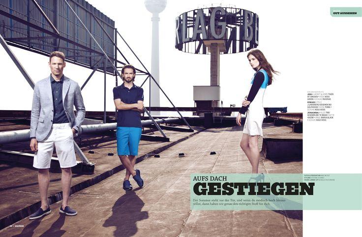 Stefanie Schmidt // Fashion & Set Stylist - Golfpunk Editorial