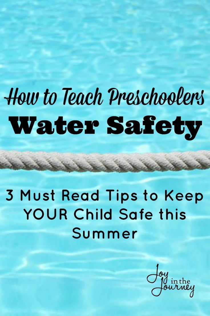 How To Teach Preschoolers Water Safety Joy In The Journey Teaching Preschool Swim Lessons Water Safety [ 1104 x 736 Pixel ]