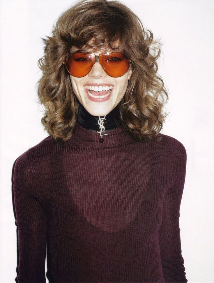 Vogue Paris'ten Terry Richardson tarafından Freja Beha Erichsen & Lara Stone Haziran / Temmuz 2 …