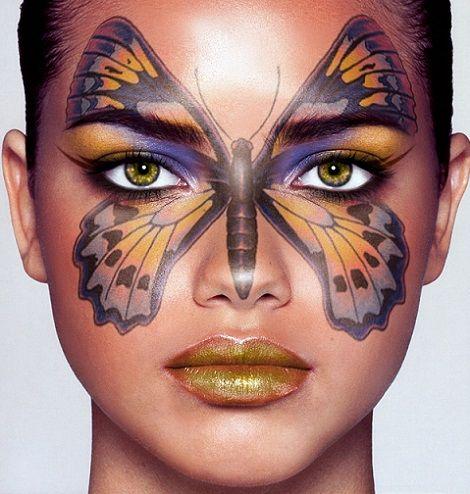 Ideas para #maquillaje en #carnaval #makeup:http://blog.quieru.com/2015/02/12/ideas-de-maquillaje-para-carnaval-0229586.html