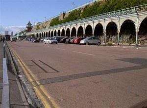 Brighton, Marina Drive