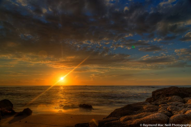 Mollymook Beach sunrise