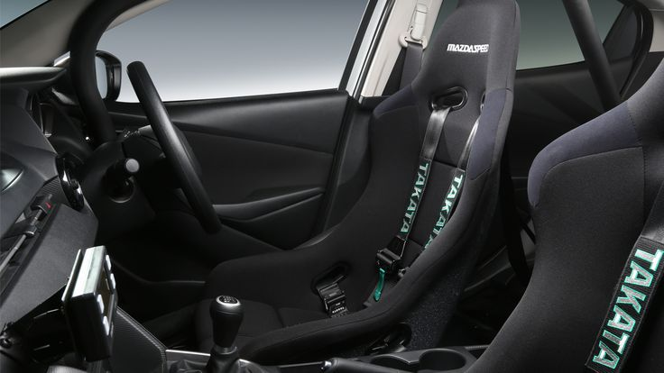 【MAZDA】デミオ 15MB Racing Spec.|展示車両|TOKYO AUTO SALON 2016(東京オートサロン2016)