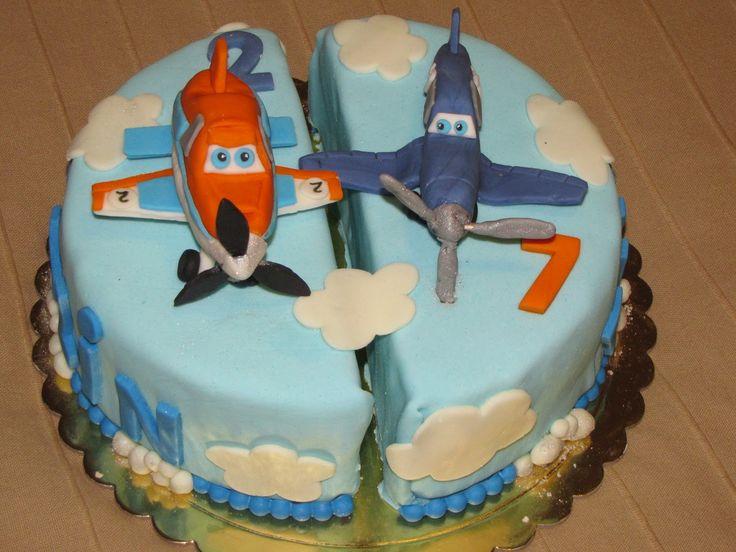 Bun de toRt: Avioane pentru Calin & Theo