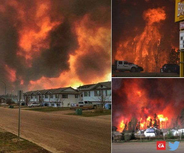 """Taras Grescoe on Twitter: """"It's time to help—not moralize. @guardian: #FortMacFire is a real human disaster. https://t.co/6UezbBLMUk https://t.co/m1xLdR1zwr"""""""