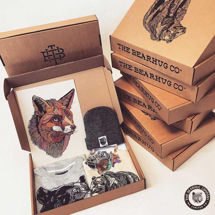 Bear Box #thebearhugco