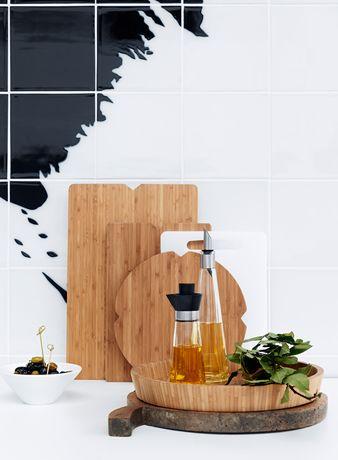Deska do sera CHEESEBOARD GRAND CRU 30 cm - DECO Salon. Round cheese board #rosendahl #kitchenaccessories #scandinaviandesign