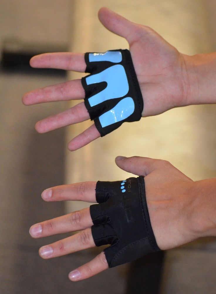 Amazon.com: Fit Four Gripper Gloves | Workout Gloves for CrossFit Athletes: Sports & Outdoors