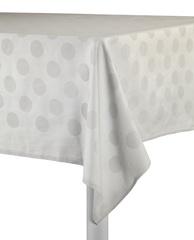 Tablecloth dot hay