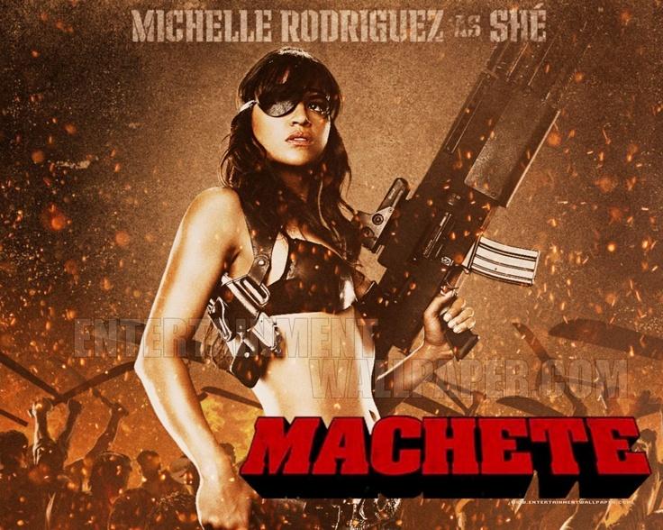 Michelle Rodrigues Machete