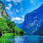 This is Sumidero Canyon in Mexico a gorgeous km long canyon whose limestone walls are more than m high We went here on a day trip from San Cristobal de la Casas and it was super beautiful Definitely worth checking out if youre in Chiapas mextagram mexicolove mexico mexicotoday welovemexico visitmexico wevisitmexico vivamexico mexicotrip mexicolife chiapas chiapasmexico sumidero mexicomagico mexicogreatshots mexicomexico chiapasmagico mexicoamazing vivemexico pasionxmexico ilovemexico…