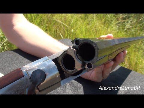 ARMAS DO MUNDO: Espingarda Boito Miúra I calibre 12 GA