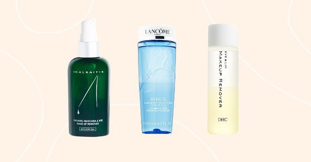The 12 Eye Makeup Removers That Take Off Even The Most Stubborn Products Eye Makeup Eye Makeup Remover Best Eye Makeup Remover