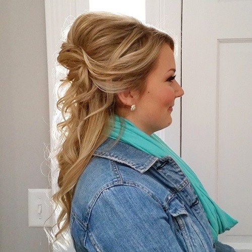 Wedding Hairstyle For Chubby Face: Top 55 Flattering Hairstyles For Round Faces