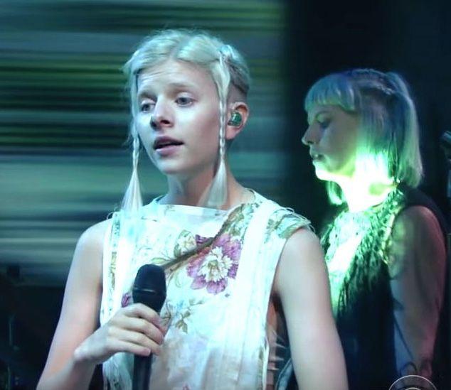 Aurora the latin milf