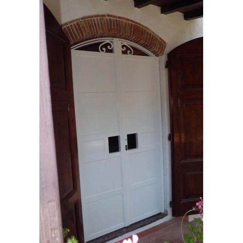 Iron Gate Door. Customize Realizations. 544