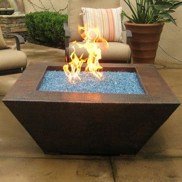 You'll love the Corinthian Gas Fire Pit Table at AllModern - With Great Deals on modern Outdoor  products and Free Shipping on most stuff, even the big stuff.