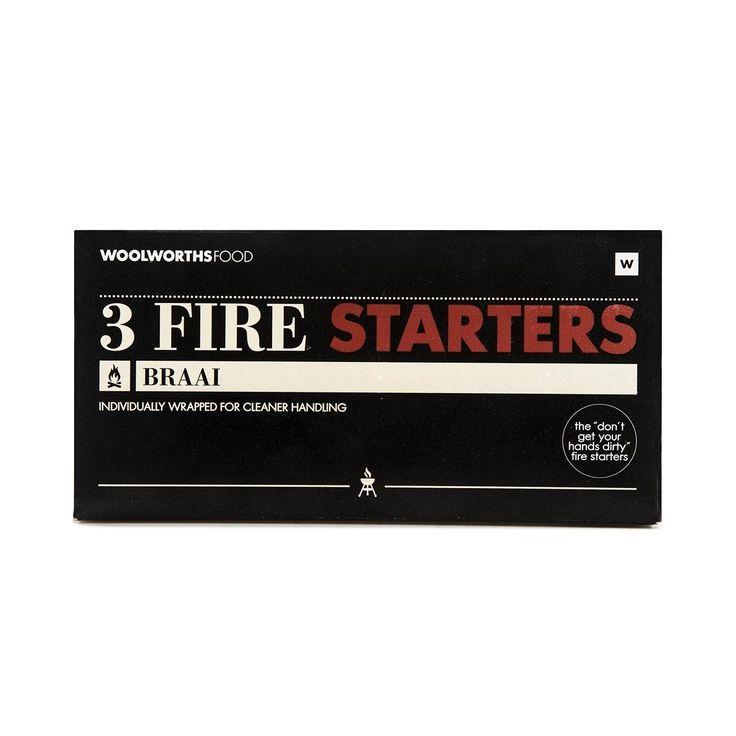 Fire Starters 3Pk