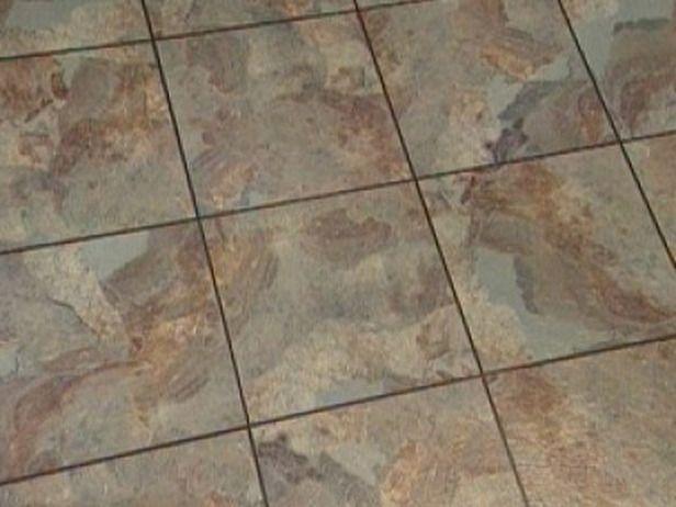 How Install Vinyl Flooring That Looks Like Slate
