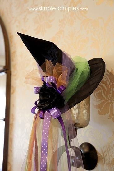 DIY Tutorial: DIY Witch Costumes / Witch TuTu Costume Tutorial - Bead&Cord