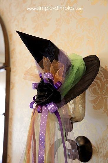 DIY Tutorial: DIY Witch Costumes / Witch TuTu