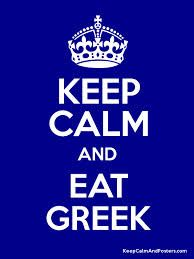Eat greek ;) #σουβλακι #παστιτσιο #μουσακας #Greek food