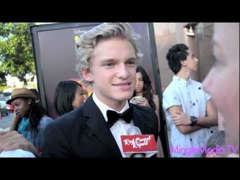 """Cody Simpson at the Hollywood Premiere of Disney Channel's """"Let It Shine""""   Dancing with the Stars New Lineup Announced on GMA Today #ABC Who Will You Be Cheering On to Win? #DWTS #Photos  http://www.redcarpetreporttv.com/2014/03/04/dancing-with-the-stars-new-lineup-announced-on-gma-today-abc-who-will-you-be-cheering-on-to-win-dwts-photos/"""