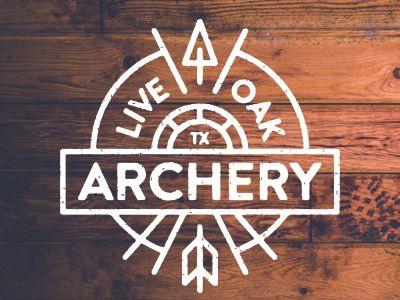 Live Oak Archery logo