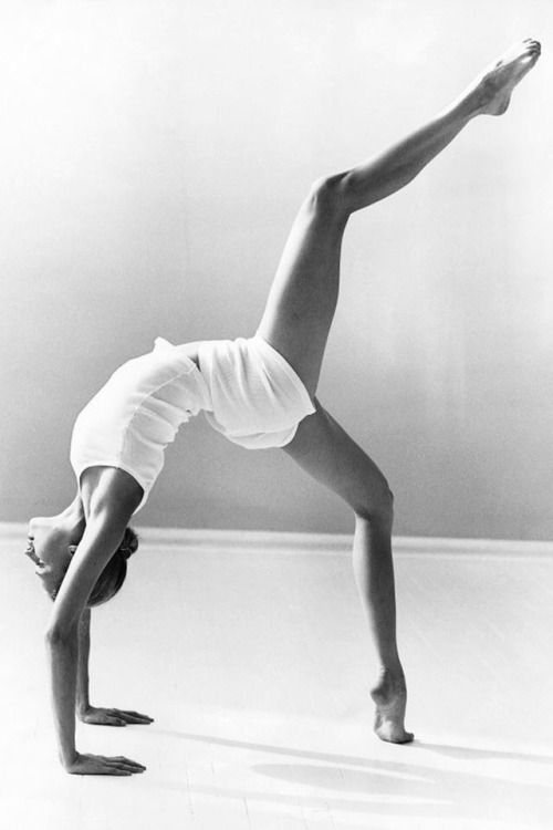 Movement, flexibility.