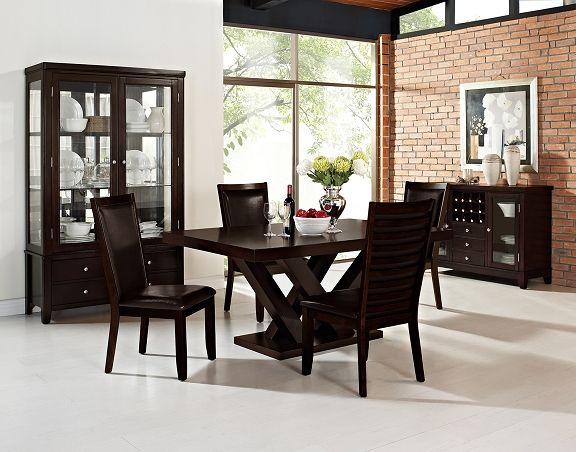 Best Brown Dining Room Furniture Ideas On Pinterest Brown