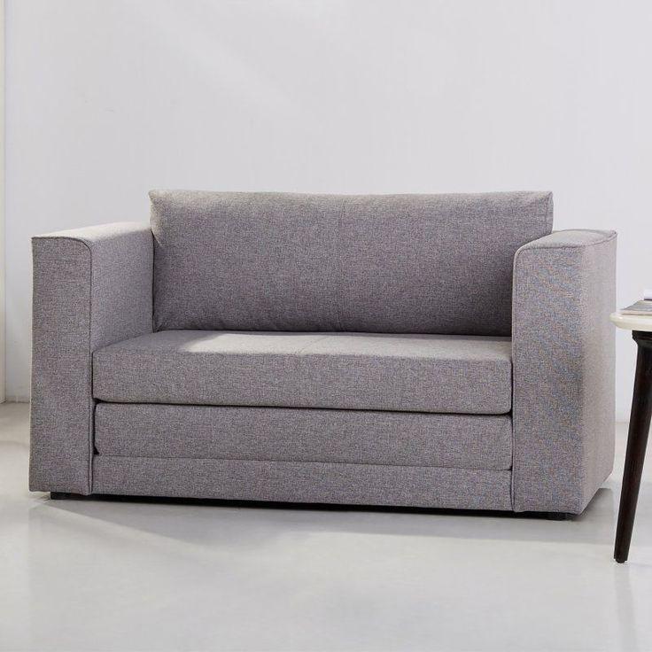 gold sparrow corona convertible sleeper loveseat ash - Sleeper Chair