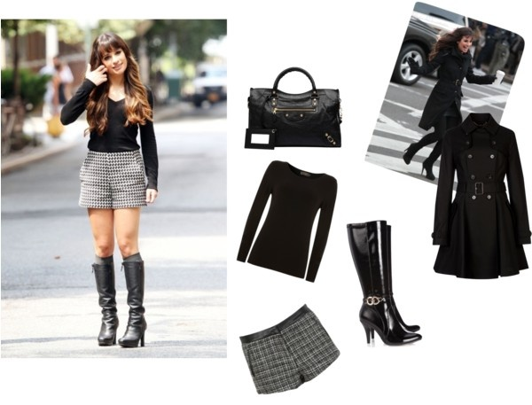 """""""rachel berry"""" by brittanygoldfieldrod on Polyvore"""
