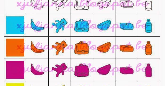 Matrix  Matrixspellen in het thema terug naar school (matrixborden zie materialen )     kleurenmatrix      kleurenmatrix      motiefjesmatr...