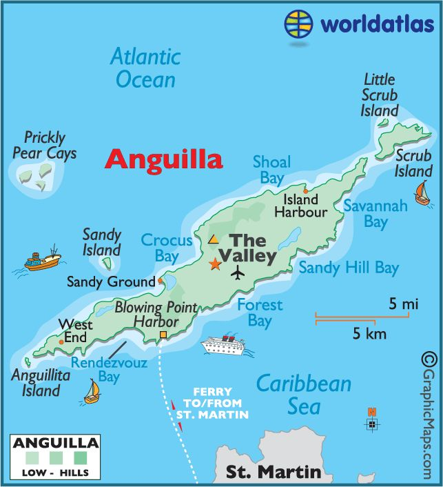 Best St Maarten Anguilla Images On Pinterest Travel - Caribbean anguilla map