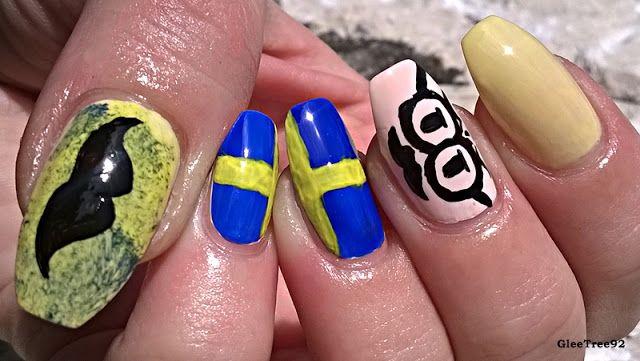 GleeTree92: Movember: SATW Sweden I Blogmas I #Gleestmas2015