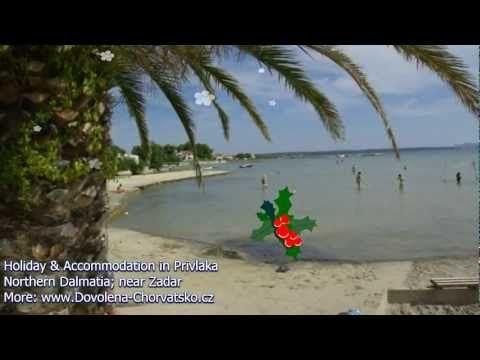 Privlaka Zadar Urlaub Unterkunft Kroatien