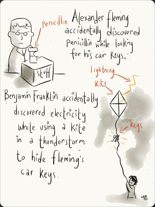 Scientific discovery!