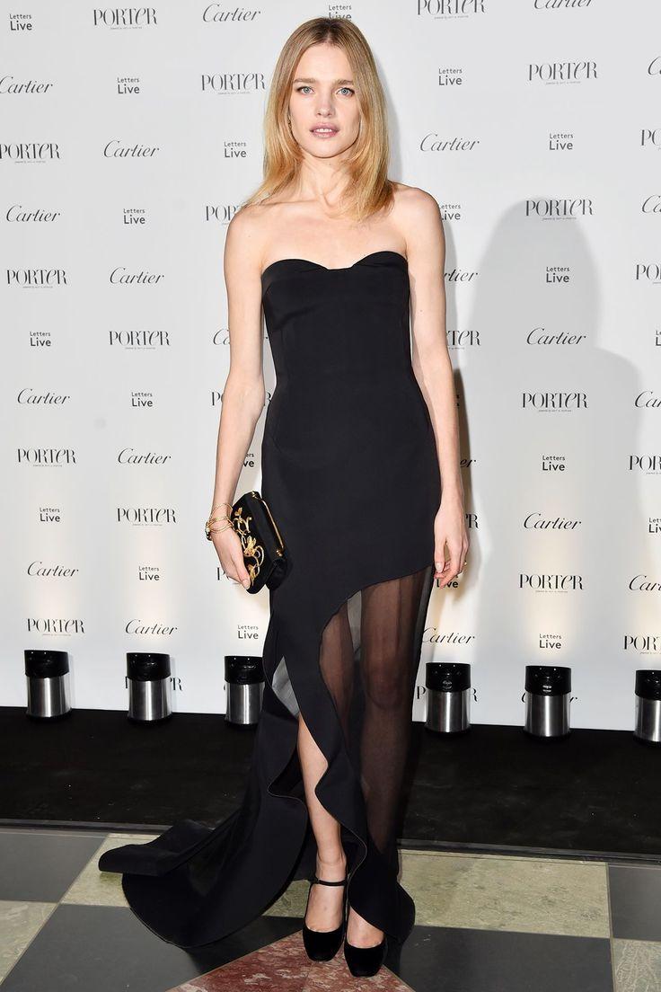 Natalia Vodianova - Letters Live Gala Dinner, London - November 29 2016