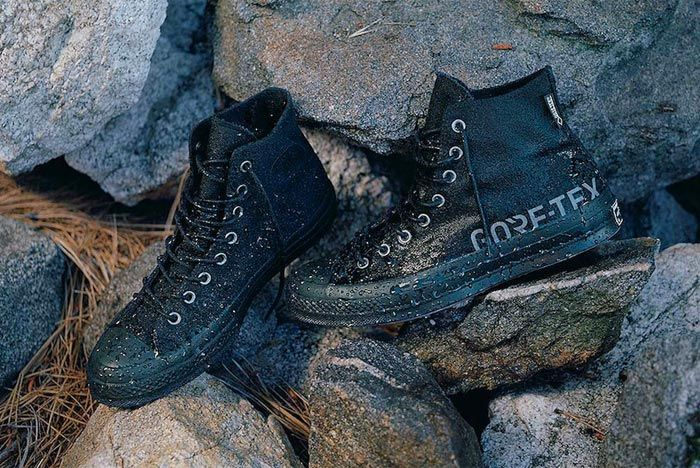 Converse Link up with Gore Tex for Winter Ready Chuck 70