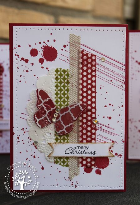 Love for Stamping: I gave a WOW workshop on the Stampin Up! Convention in Manchester #convention2013 #SU