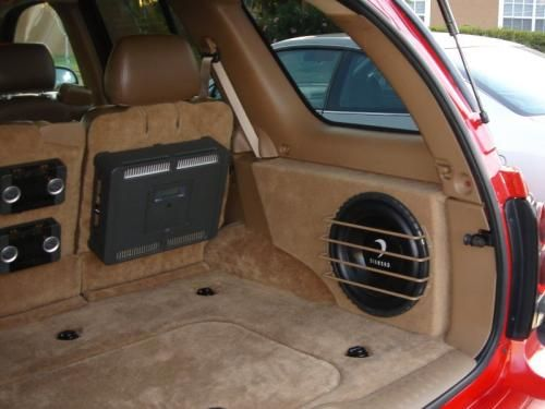 12 inch side enclosure? - Chevy TrailBlazer, TrailBlazer SS and GMC Envoy Forum
