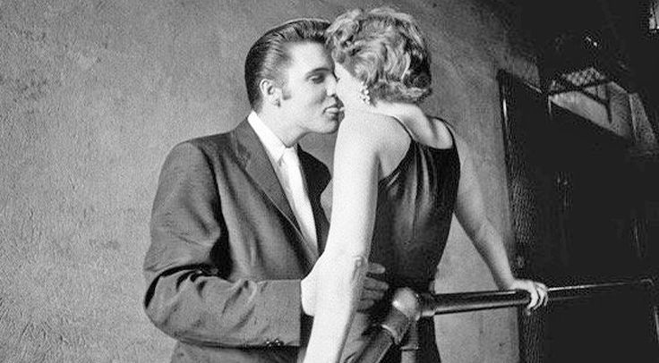 Country Music Lyrics - Quotes - Songs Elvis presley - 60 Years Later, Mystery Woman In Infamous Photo Kissing Elvis Presley FINALLY Reveals Herself - Youtube Music Videos http://countryrebel.com/blogs/videos/60-years-later-mystery-woman-in-infamous-elvis-presley-kissing-photo-finally-reveals-herself