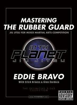 DVDs Videos and Books 73991: Eddie Bravo Mastering The Rubber Guard Jiu Jitsu Dvds Mma Ufc Grappling Jkd -> BUY IT NOW ONLY: $40 on eBay!