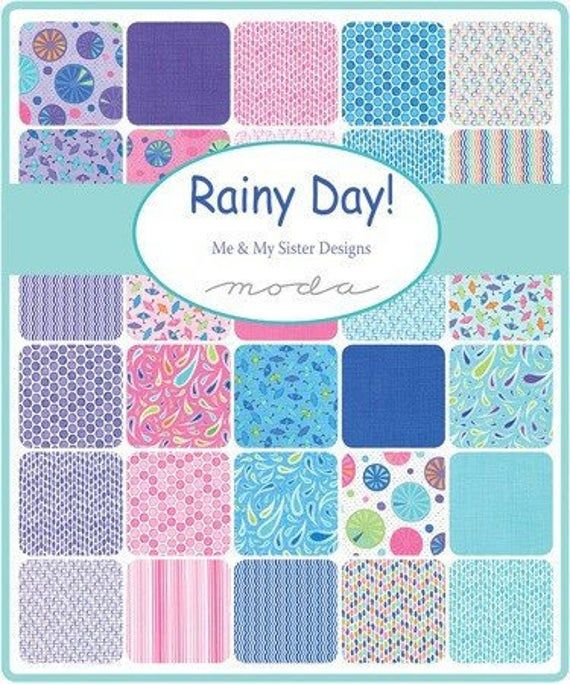 10 JELLY ROLL STRIPS 100/% COTTON PATCHWORK FABRIC ~ SNOW DAY ~ LEWIS /& IRENE