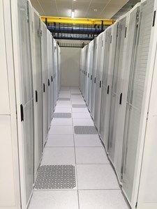 Inside an EdgeConneX Edge Data Center
