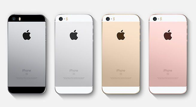 New Delhi: Apple's first batch of iPhone SE ('Assembled in India') have been launched in select stores across Bengaluru, starting at a price of Rs 27,200 (32GB) and Rs 37,200 (128GB). The boxes that come with 'Designed by Apple in California, Assembled in India,' printed on them will roll-out...