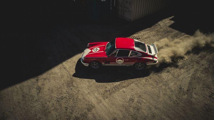 Marlboro Porsche 911 by Patrick Curtet. #carporn #porsche911 #marlboro #transpoartation #photography #car #classiccar
