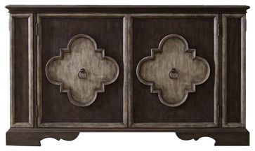 Sutherland 2-Door Console Table - mediterranean - Buffets And Sideboards - Cymax